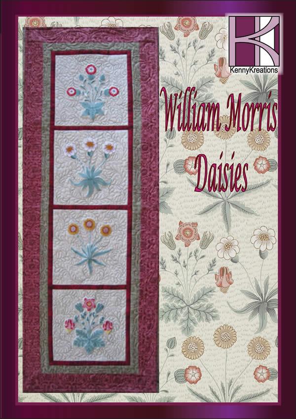 WilliamMorrisDaisies Front