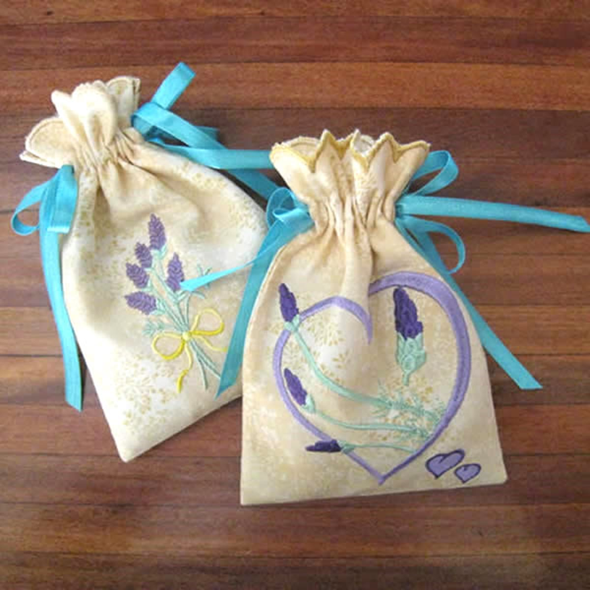 Lavendersachets